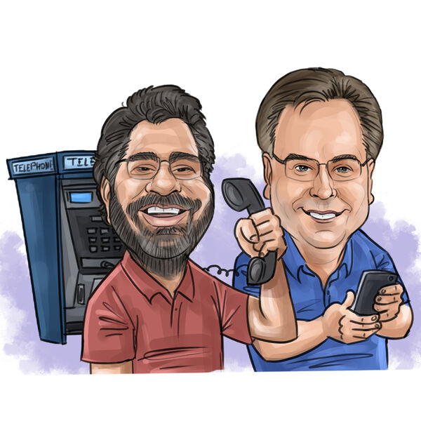 TalkingHeadz on enterprise communications Podcast Artwork Image