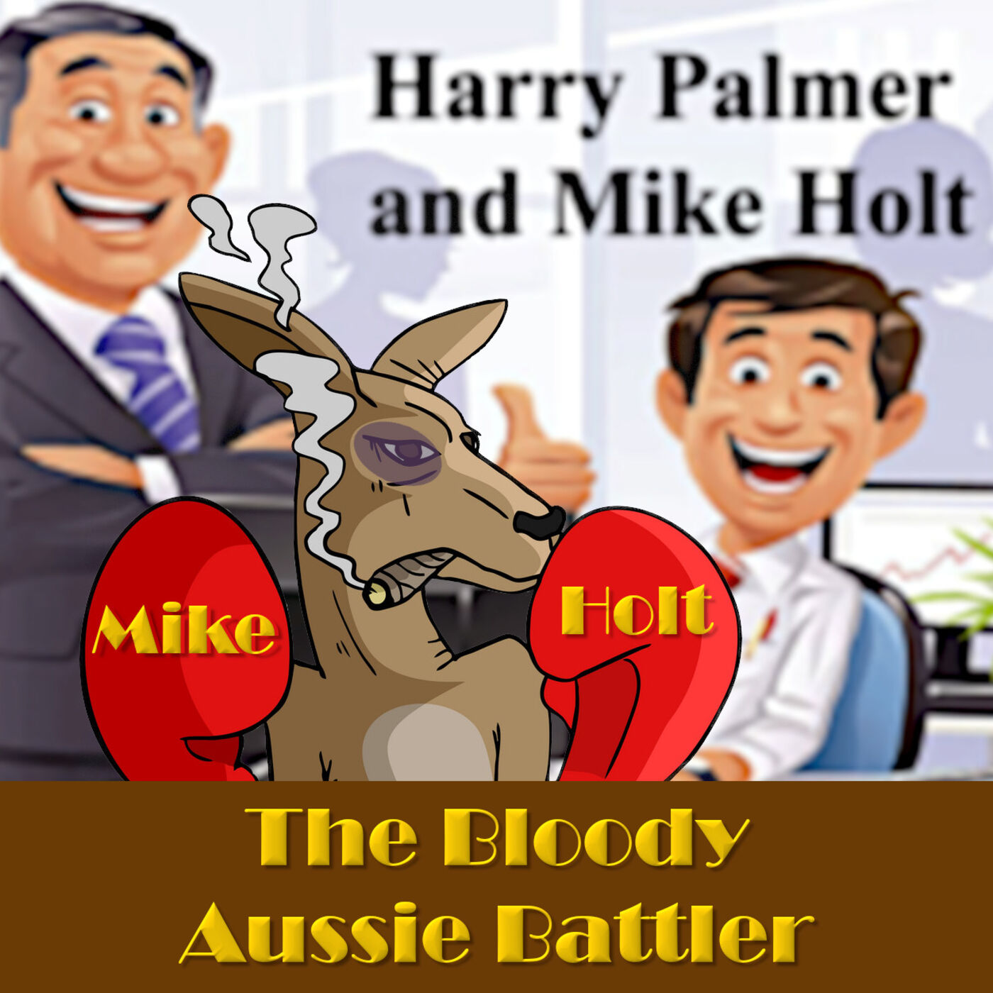 Harry & Mike Discuss the real issues behind the Cash Ban
