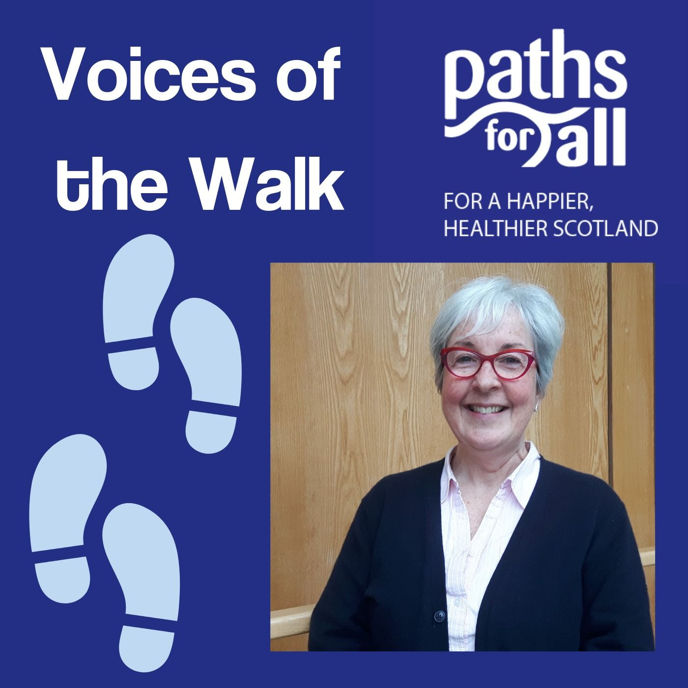 Mary Allison: researching the impact of the Step Count Challenge