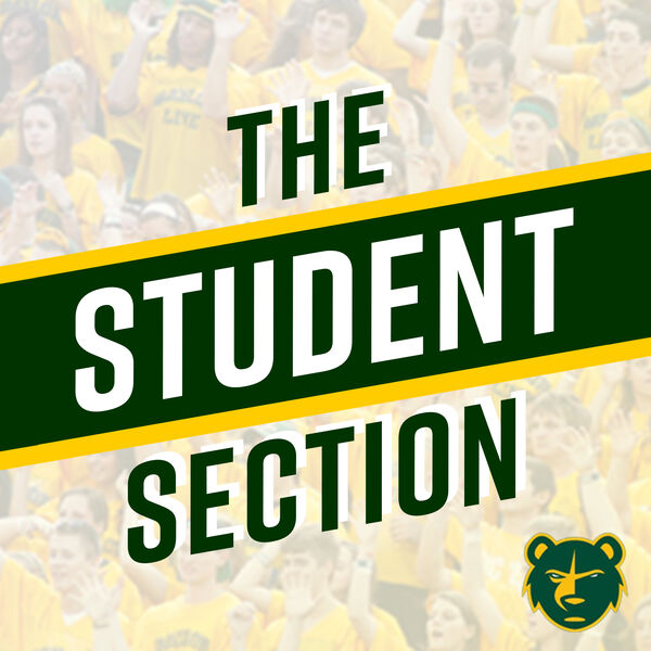 The Student Section Podcast Artwork Image