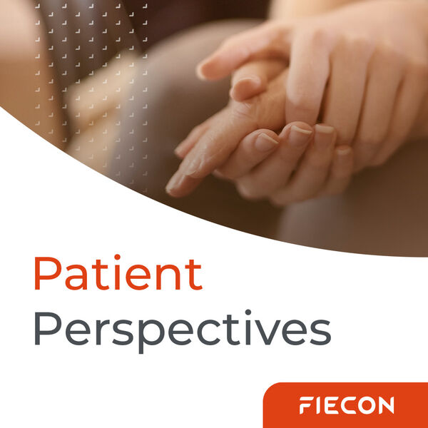 Patient Perspectives Podcast Artwork Image