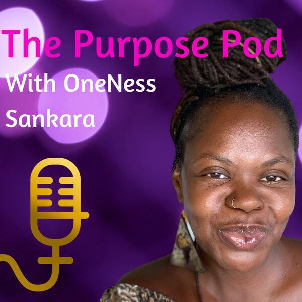 The Purpose Pod Podcast Artwork Image
