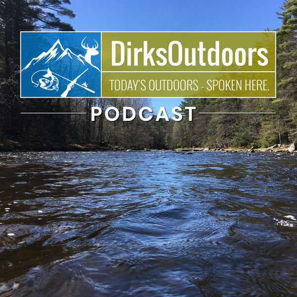 DirksOutdoors Podcast Artwork Image