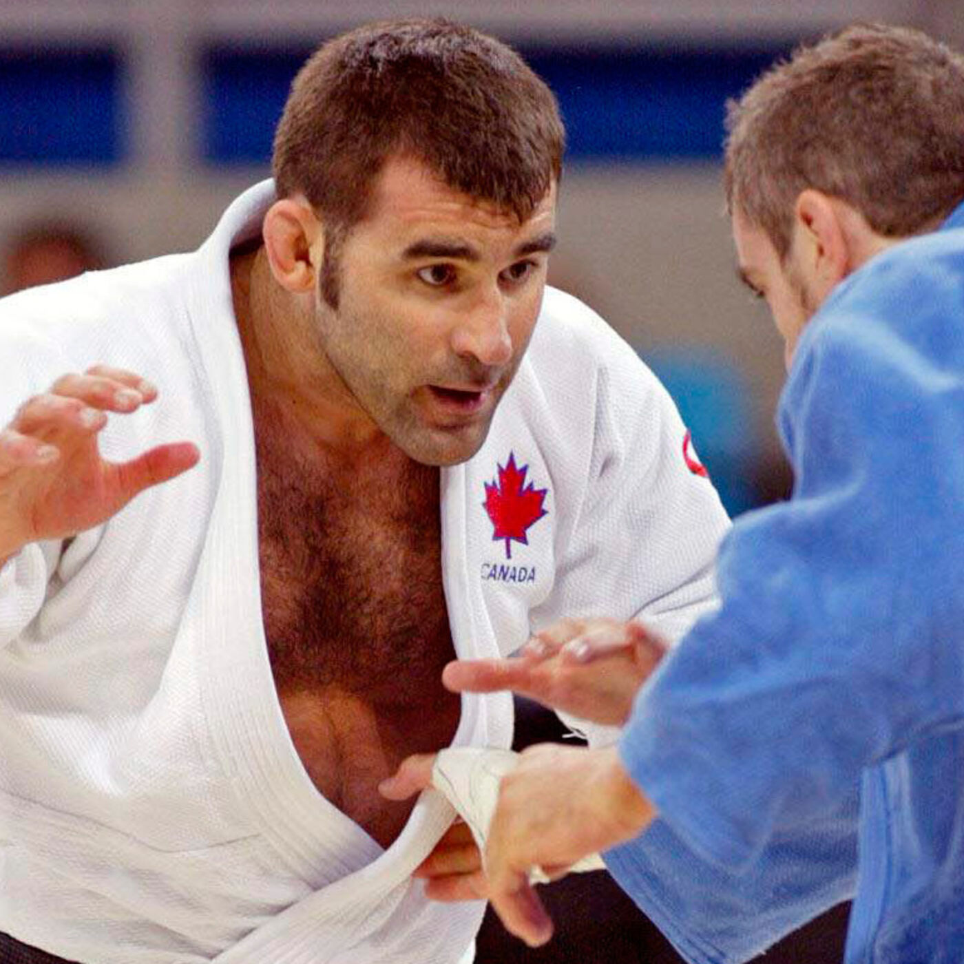 Nicolas Gill-  Olympic Silver Medalist & CEO of Judo Canada
