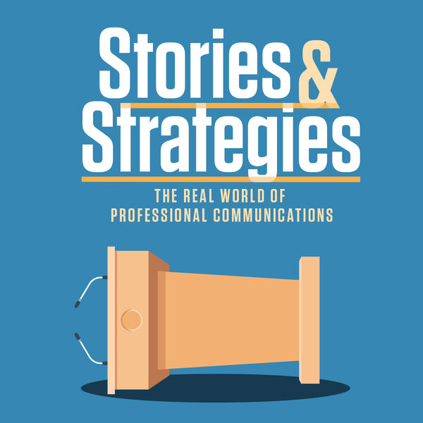 Stories and Strategies Podcast Artwork Image