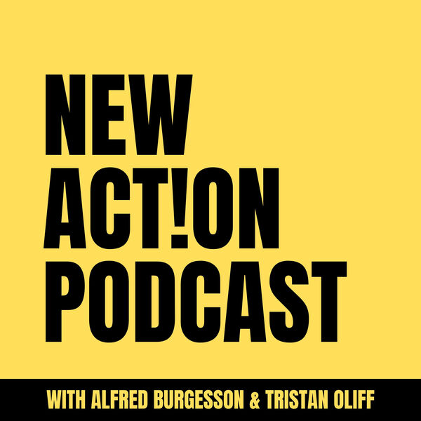 New Action Podcast Podcast Artwork Image
