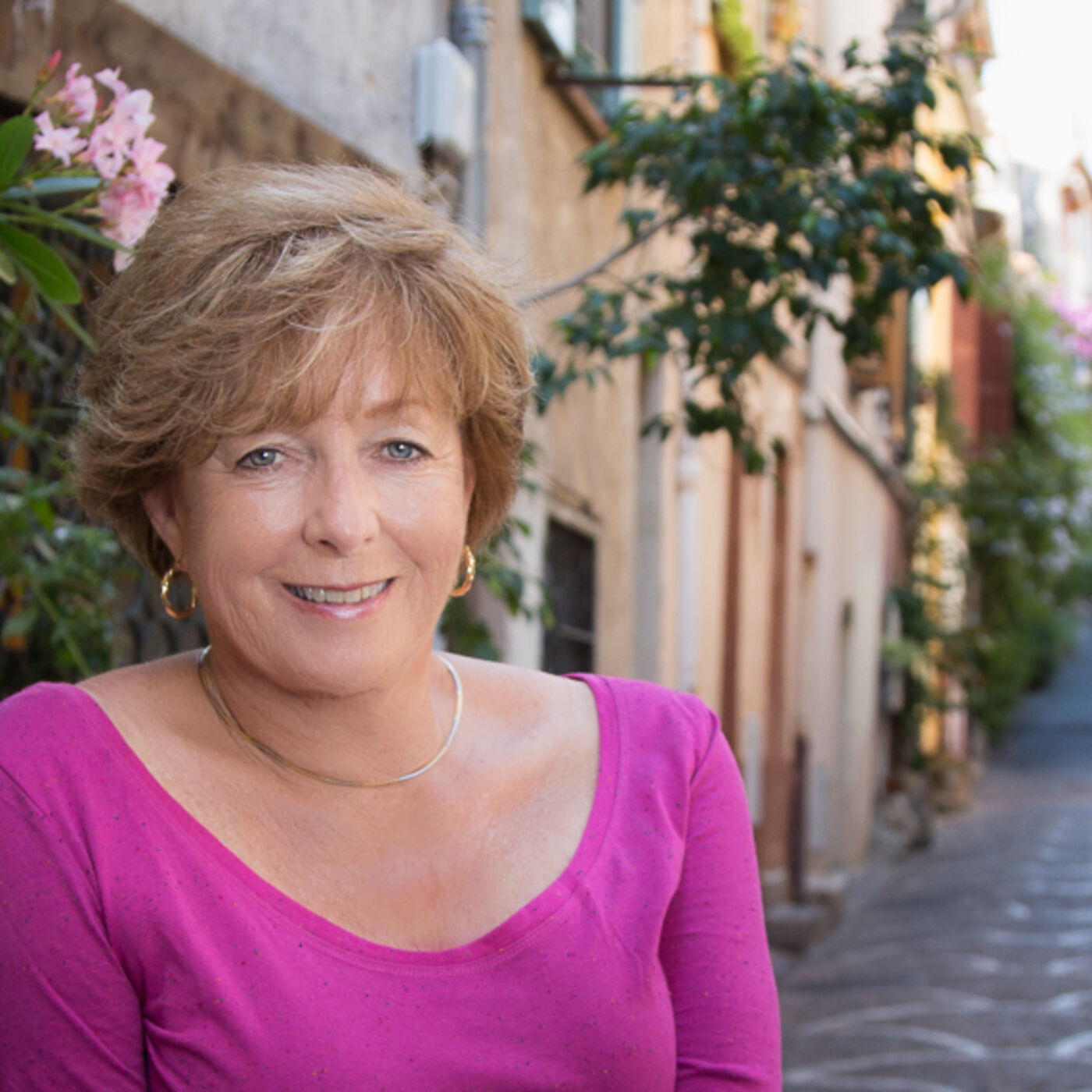 Finding Joy in Provence: An Interview with Patricia Sands, Author of Drawing Lessons