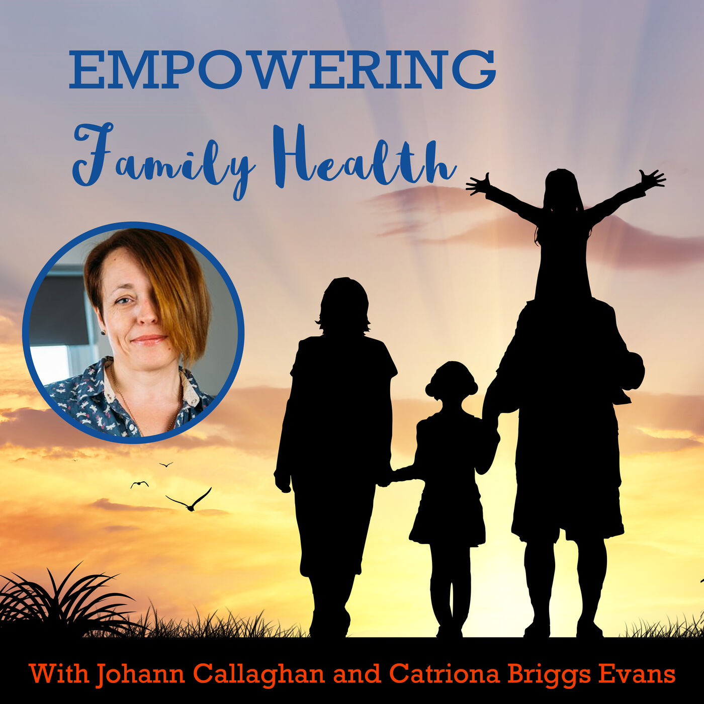 Ep#37 Life After Cancer with Catriona Briggs Evans