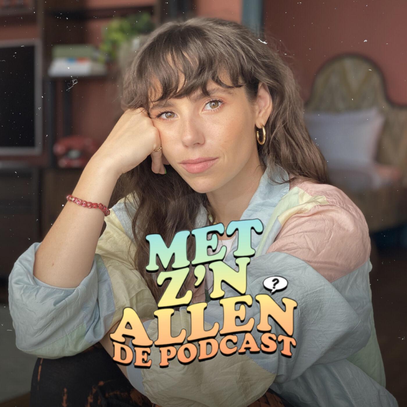 #METZNALLEN De Podcast logo
