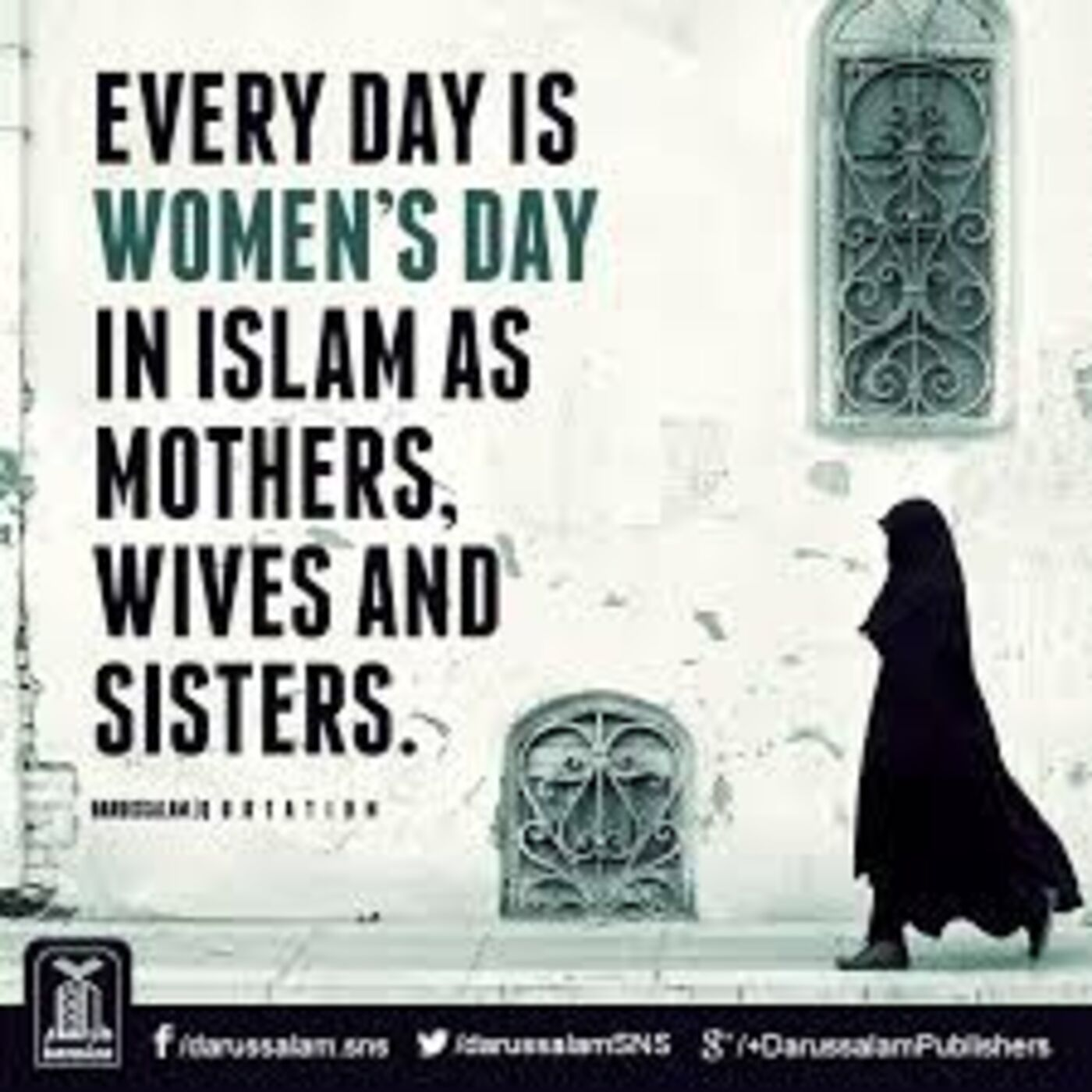 International Women's Day: The Islamic Perspective