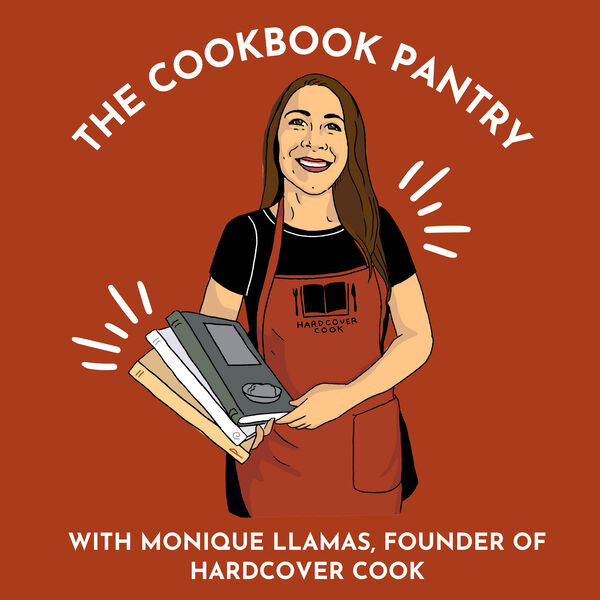 The Cookbook Pantry Podcast Artwork Image