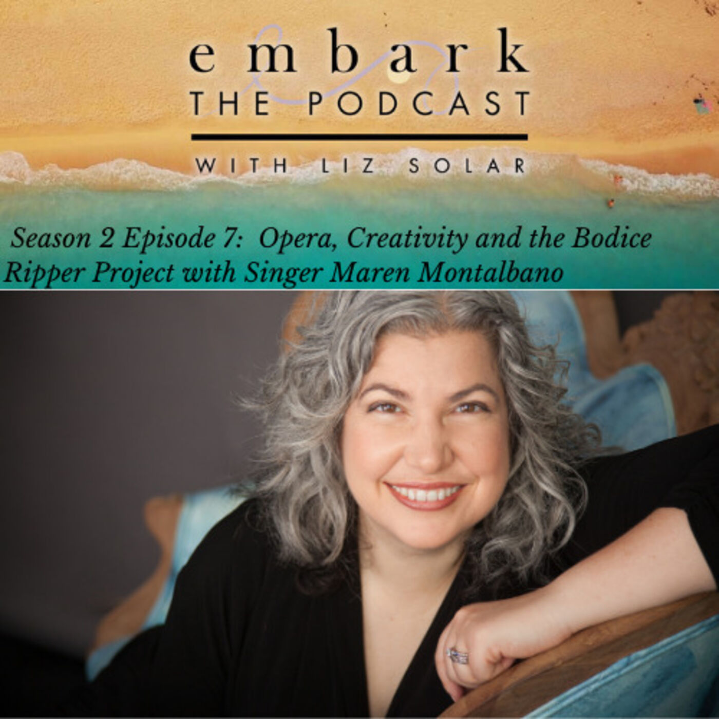 Opera Creativity and The Bodice Ripper Project with Singer Maren Montalbano