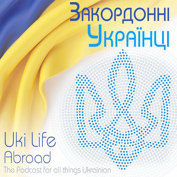 Uki Life Abroad Podcast Artwork Image