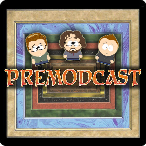 Premodcast Podcast Artwork Image