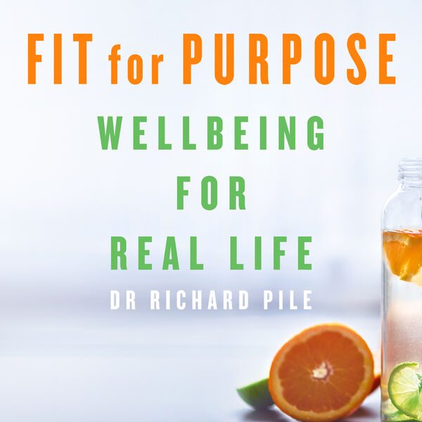 Wellbeing For Real Life Podcast Artwork Image