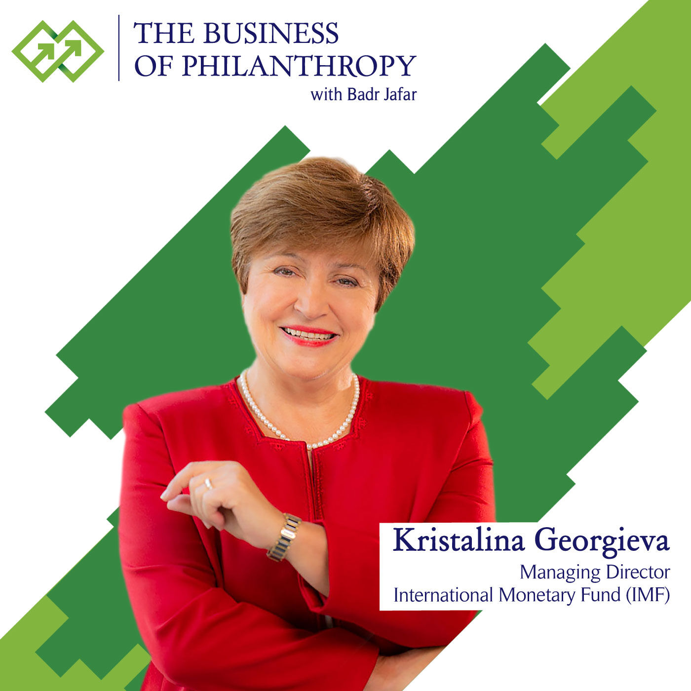 Kristalina Georgieva; A Conversation with Badr Jafar