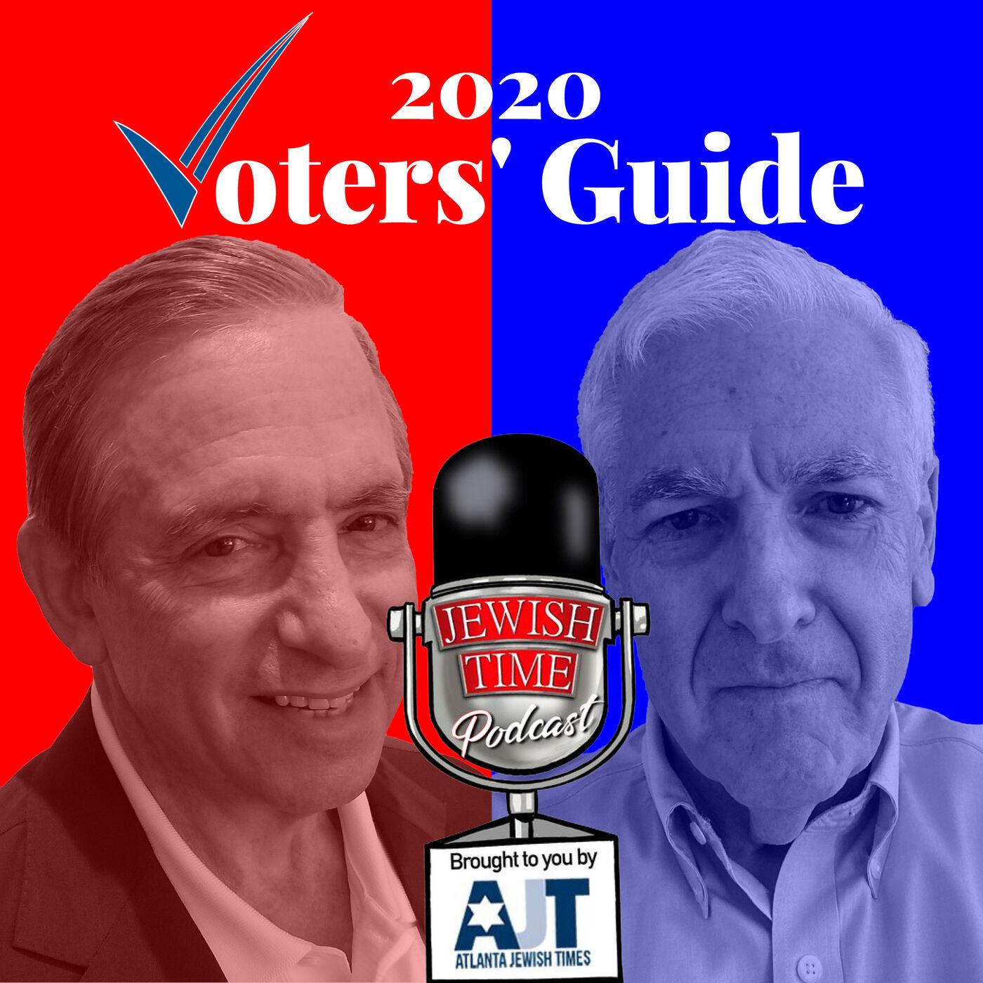 Jewish Time: 2020 Presidential Election Community Debate