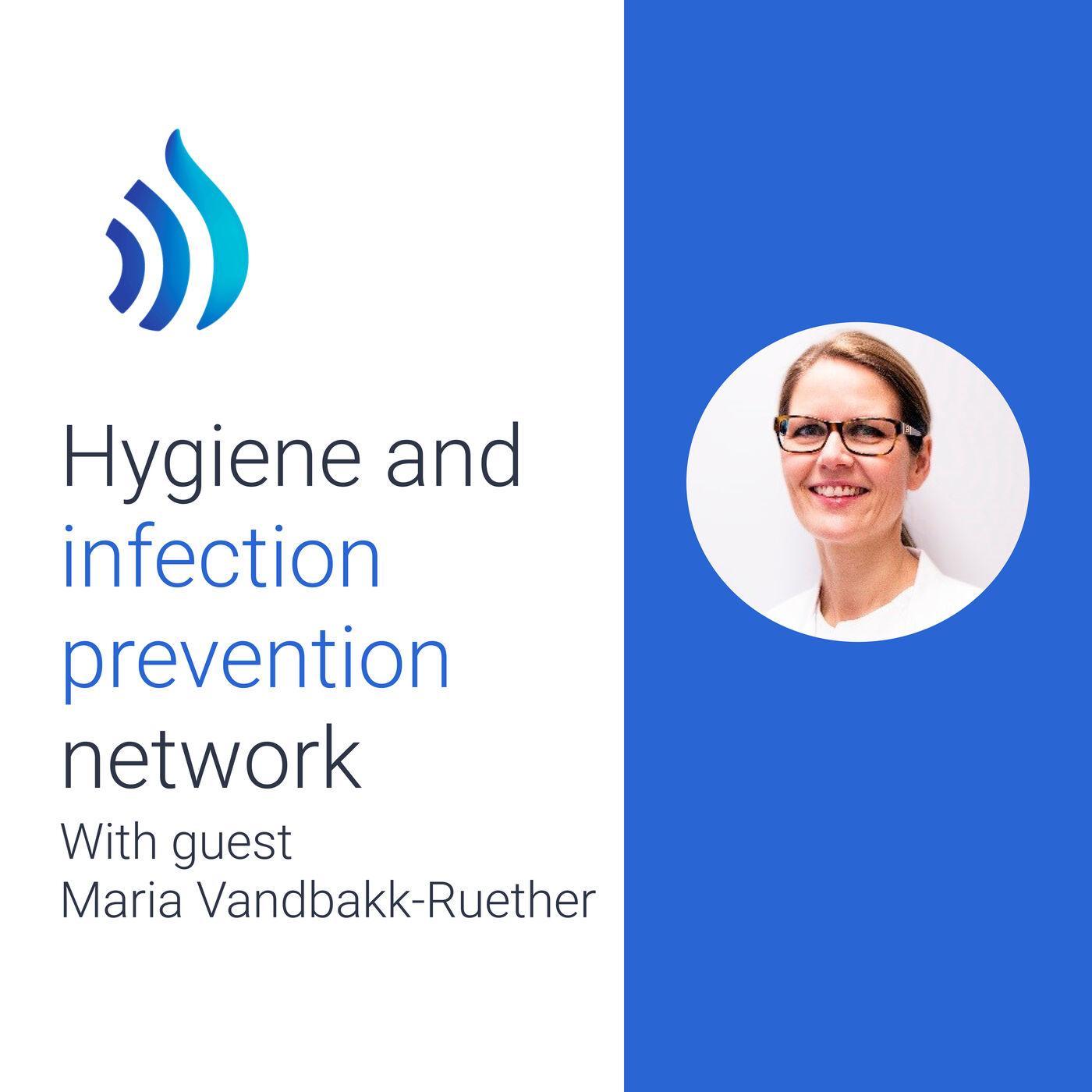 #12 Maria Vandbakk-Ruether on antibiotic stewardship (Norway)