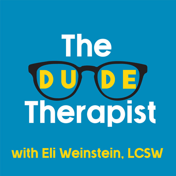 The Dude Therapist  Podcast Artwork Image