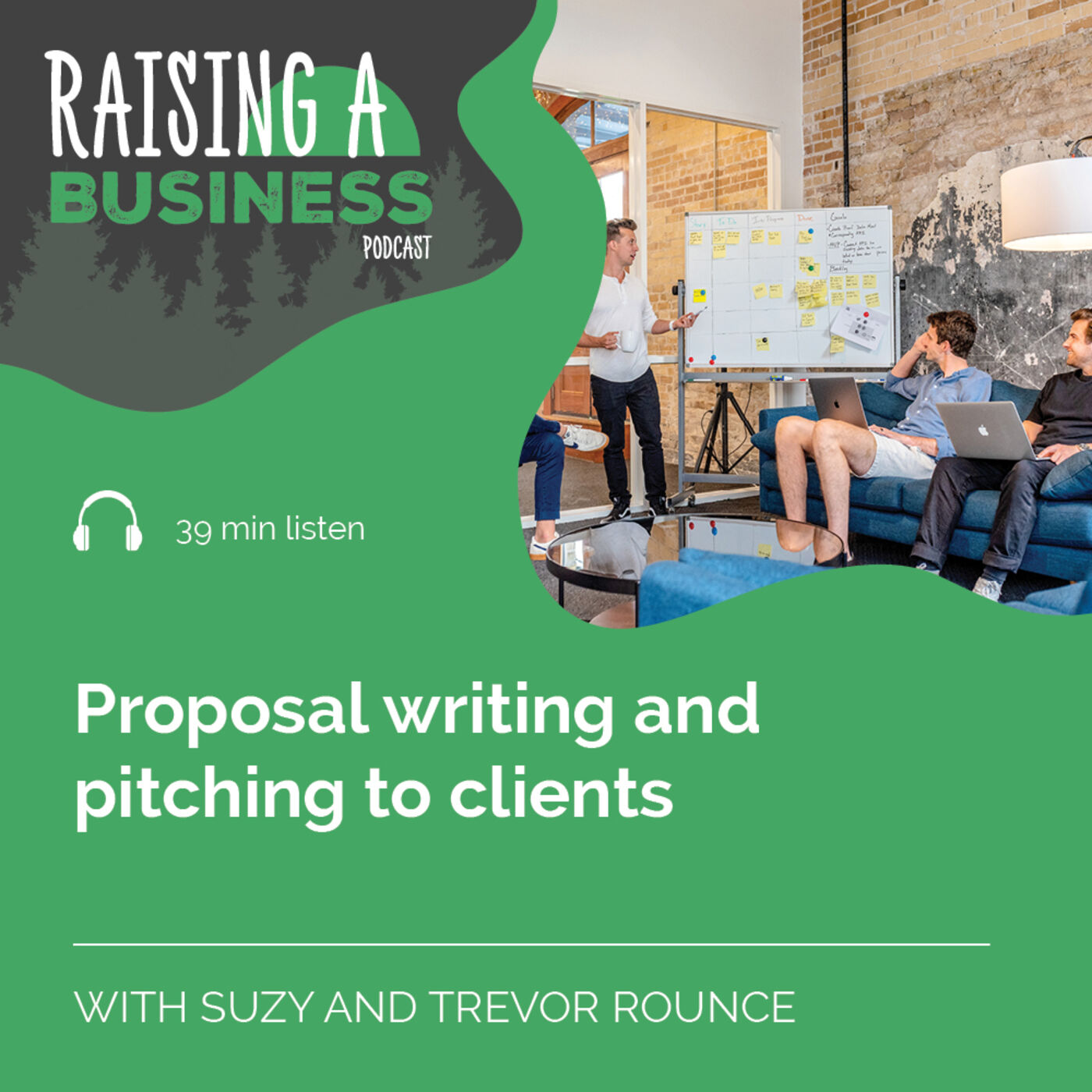 RAB 022 Proposal writing and pitching to clients