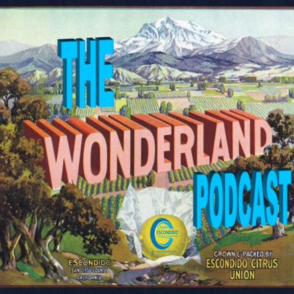 The Wonderland Podcast  Podcast Artwork Image