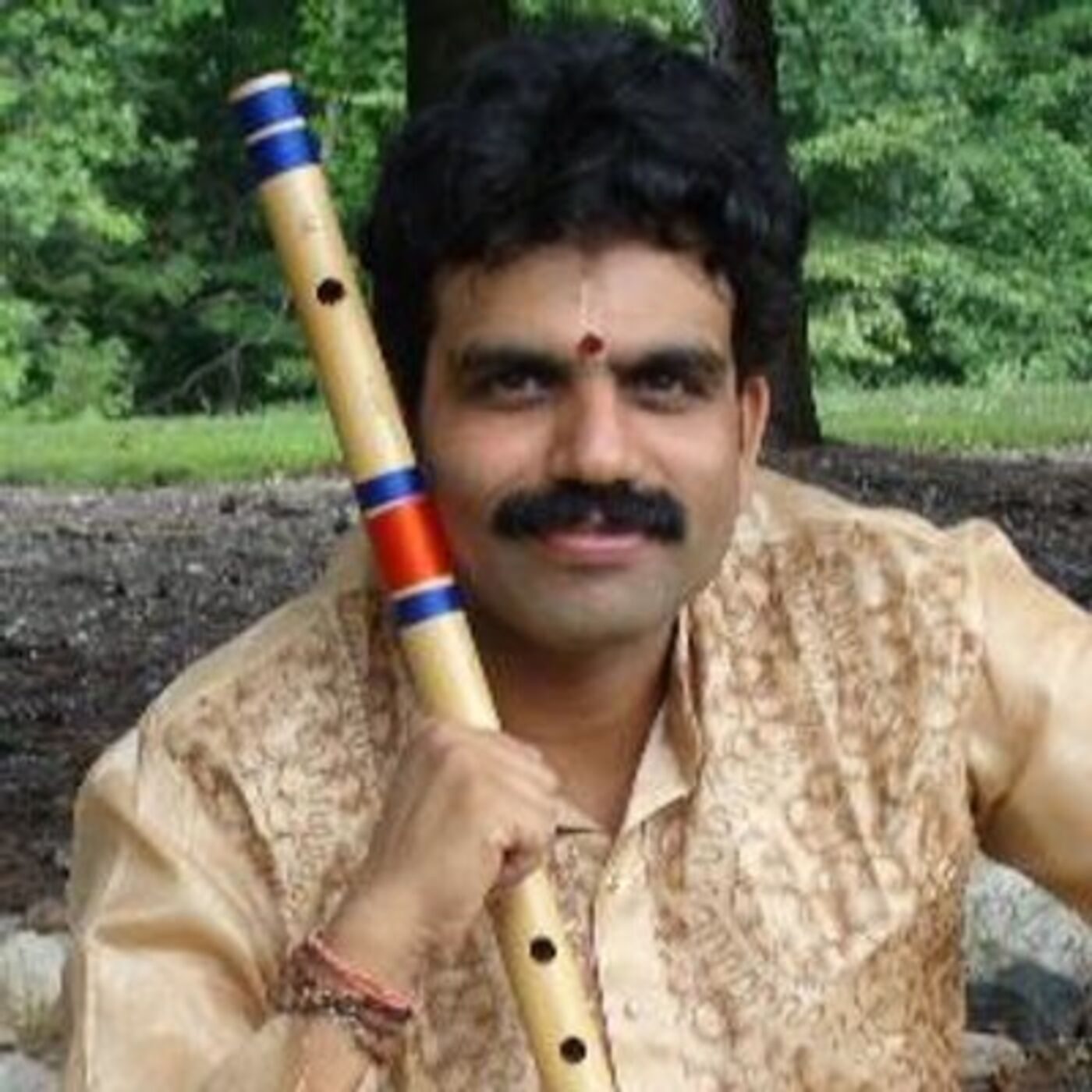 [Bonus] Music Mashtun: Flute Raman performs Krishna Flute Music!