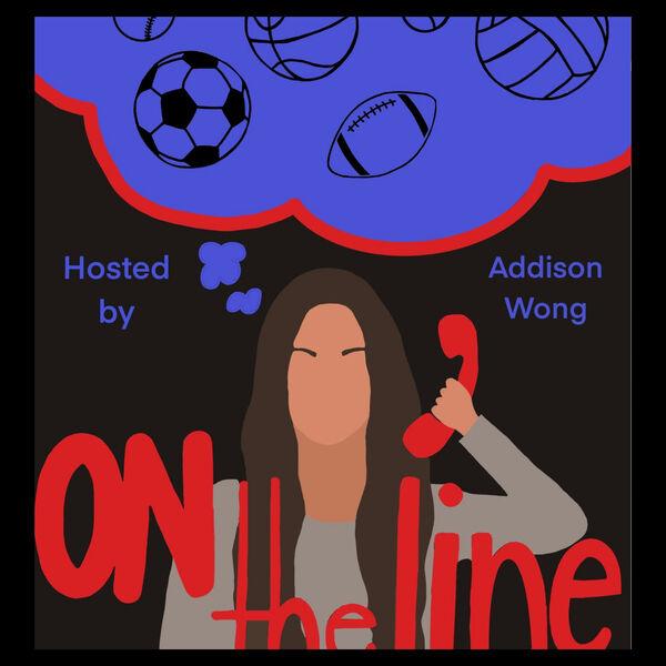On The Line  Podcast Artwork Image
