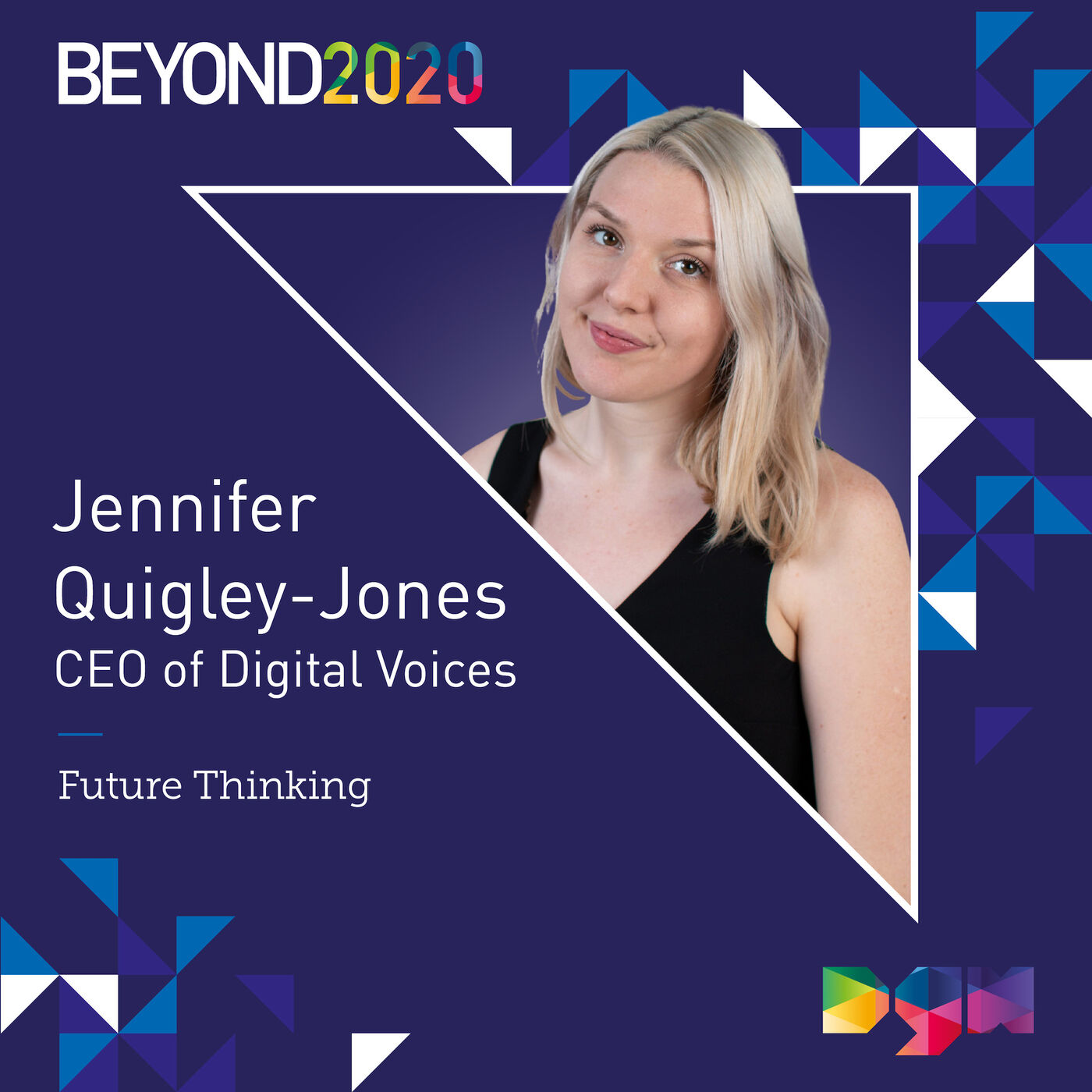 """""""The rise of Influencer Marketing"""" with Digital Voices CEO Jennifer Quigley-Jones - BEYOND2020 -#S1E15"""