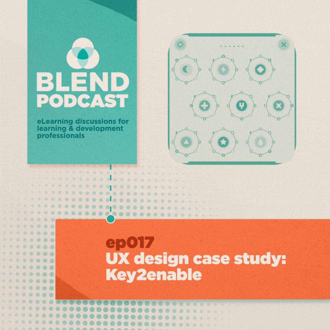 #17 UX Design Case Study - Key2Enable