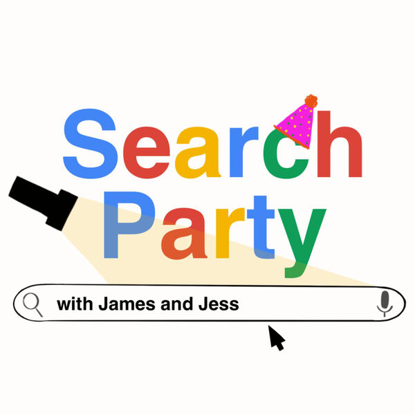 Search Party Podcast Artwork Image