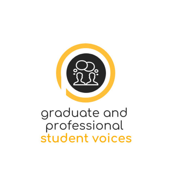 Graduate and Professional Student Voices Podcast Artwork Image