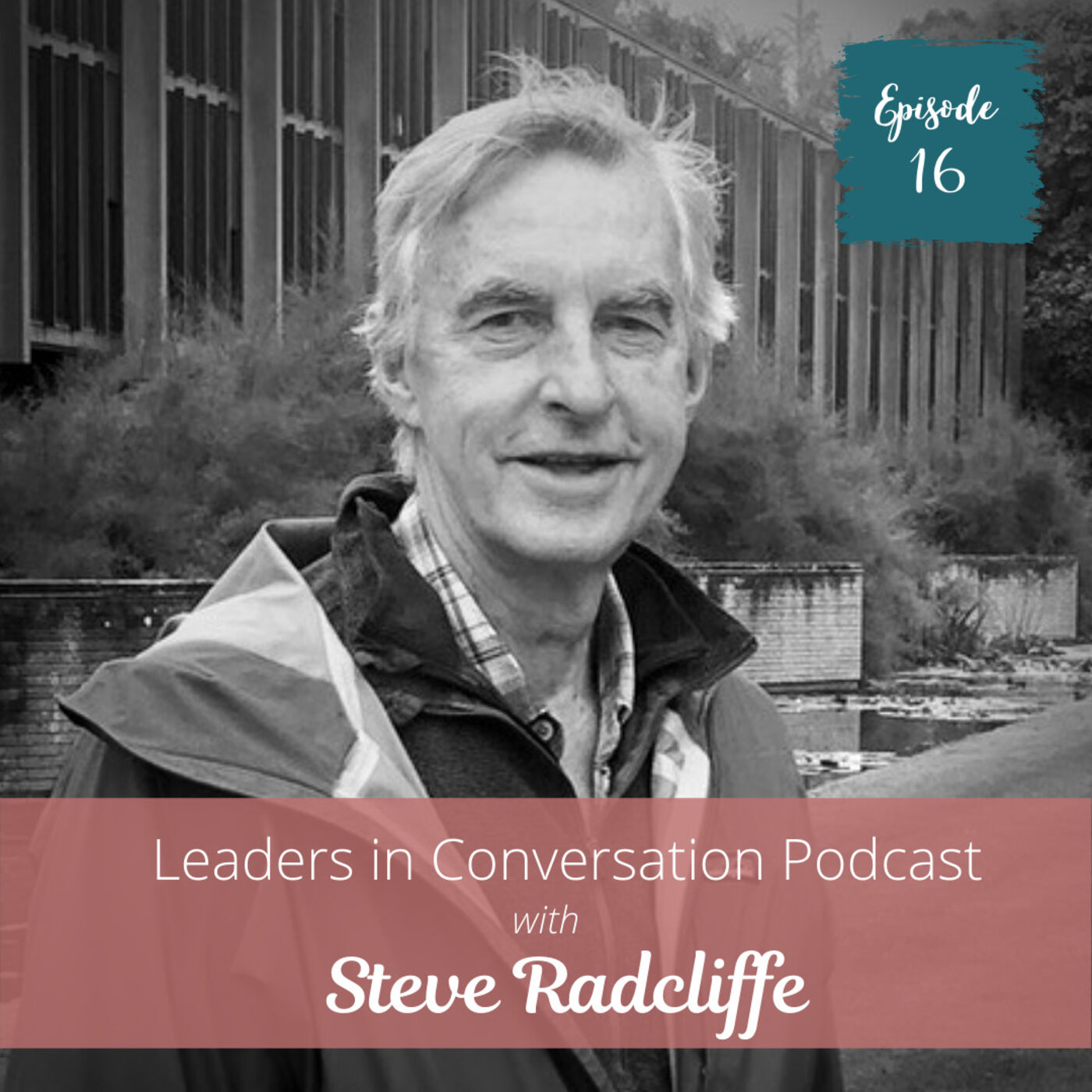 Anni Townend in Conversation with Steve Radcliffe, Leadership Expert and Author