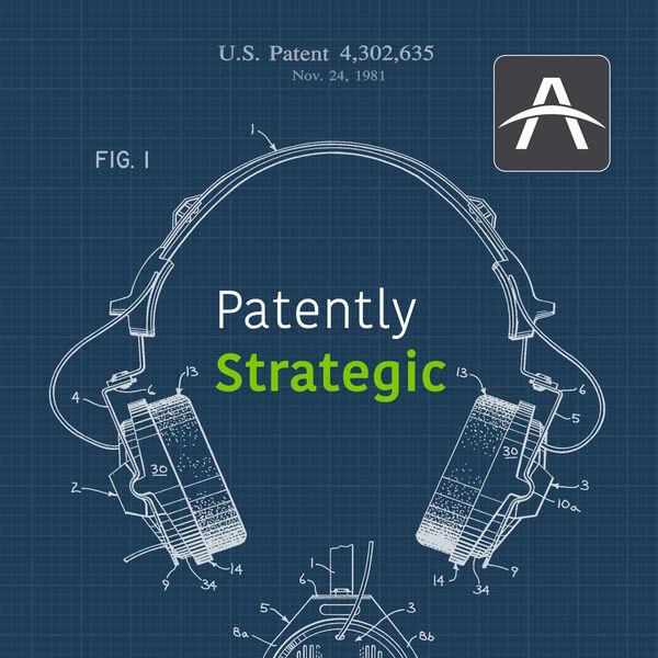Patently Strategic Podcast Artwork Image