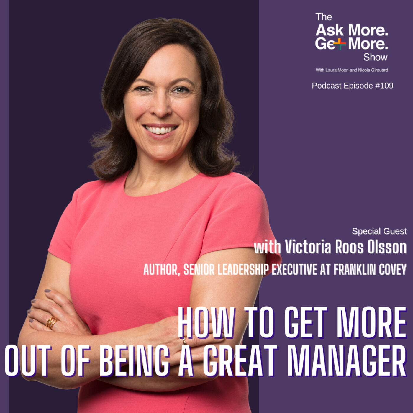 Everyone Deserves a Great Manager [Victoria Roos Olsson]