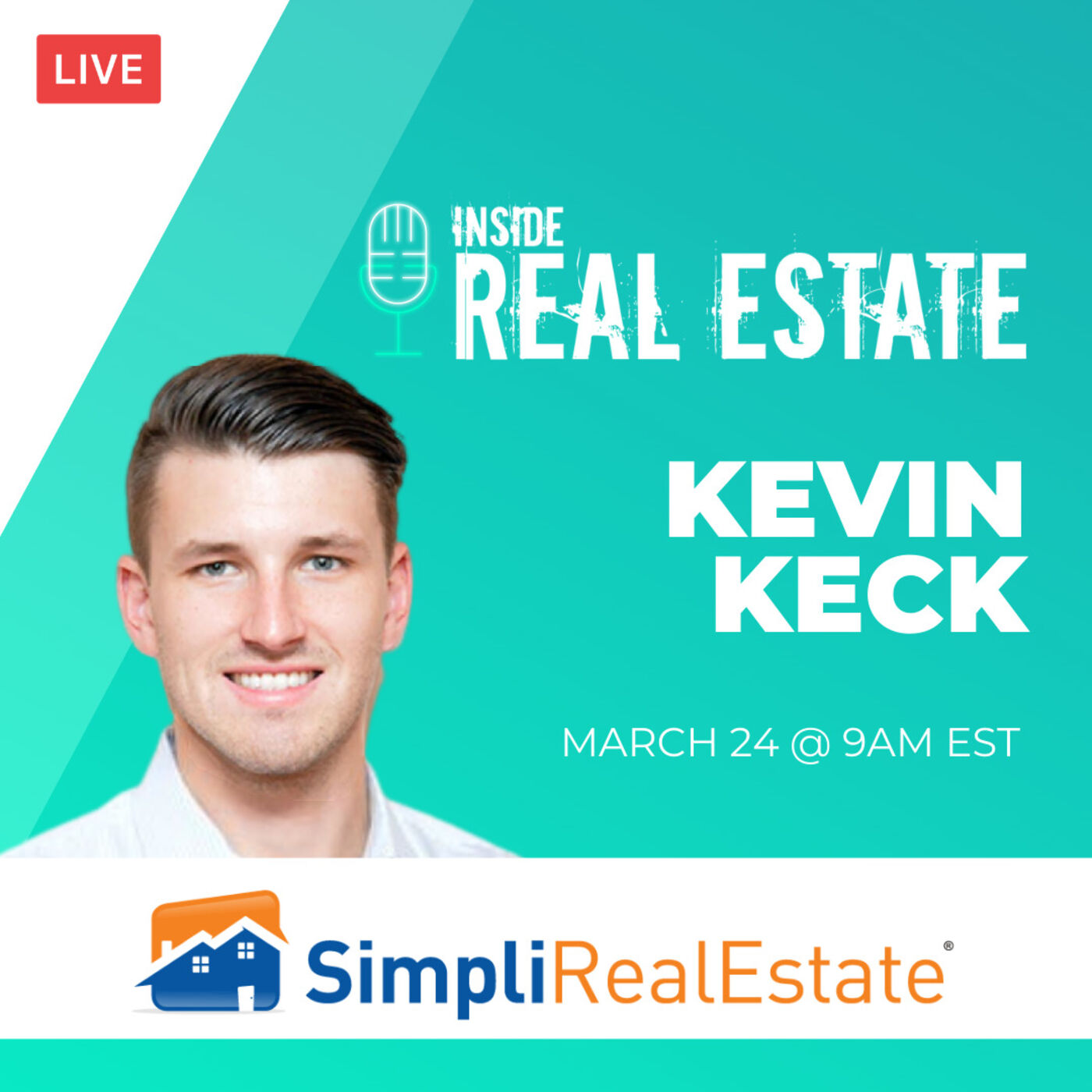 Kevin Keck, Simpli Real Estate - Appraisals, Time Adjustments, Home Values and More