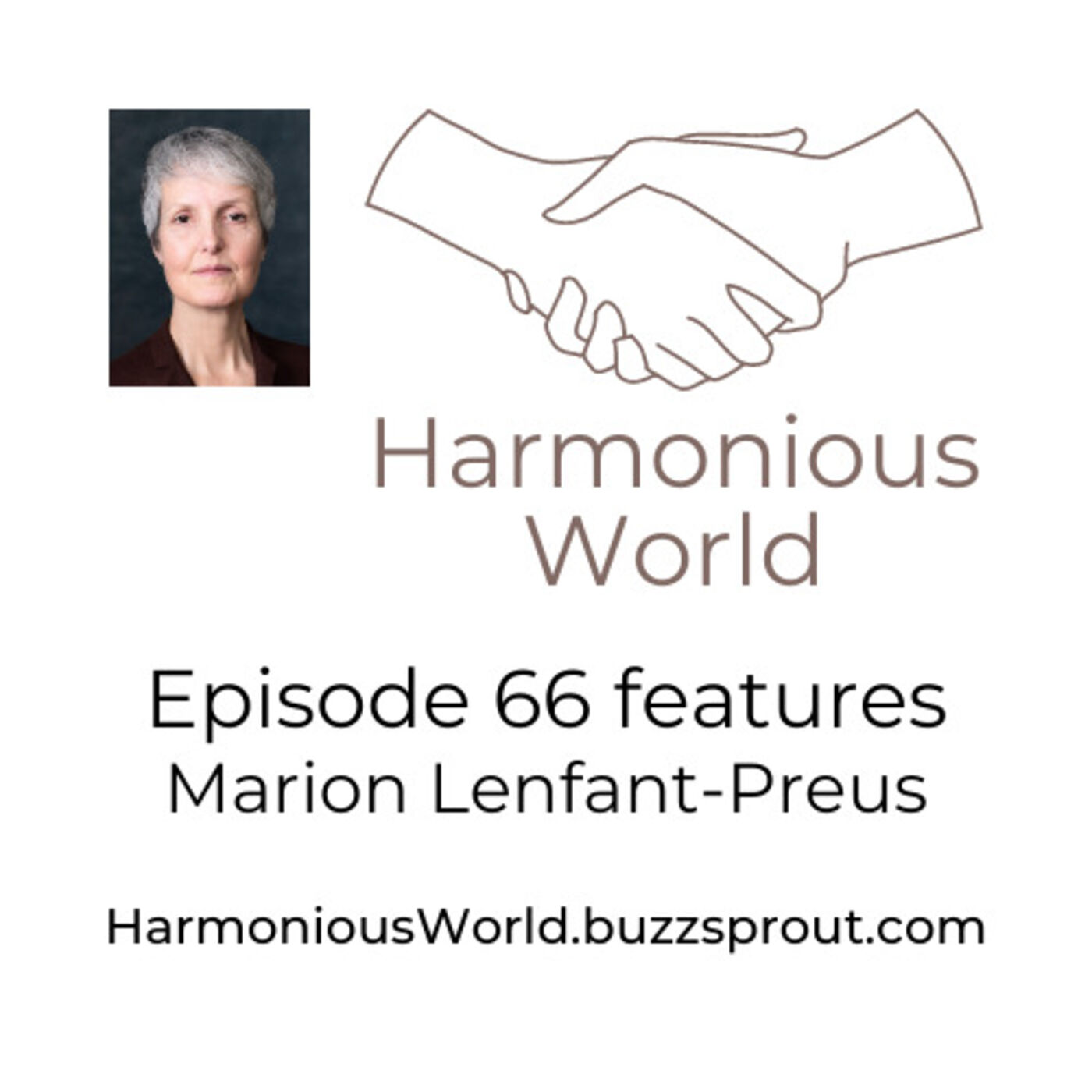Marion Lenfant-Preus from the Marion & Sobo Band