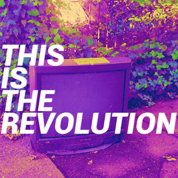 This is The Revolution Podcast Artwork Image