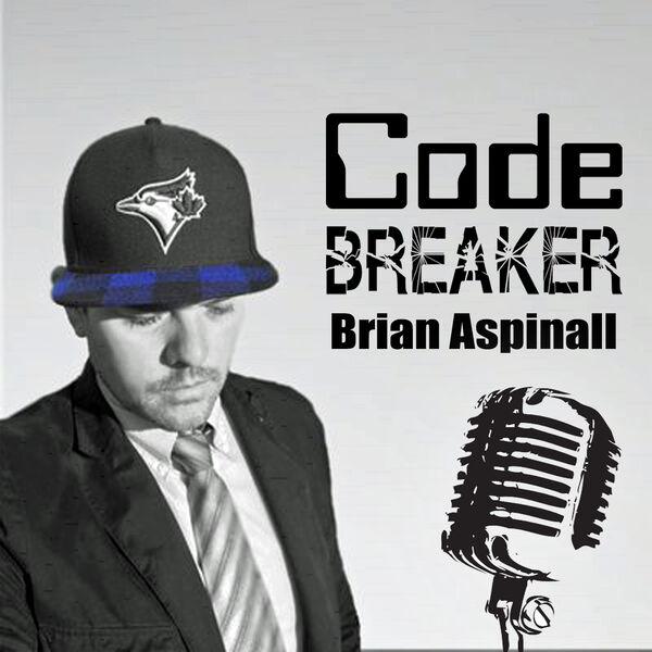 Code Breaker: Brian Aspinall Podcast Artwork Image
