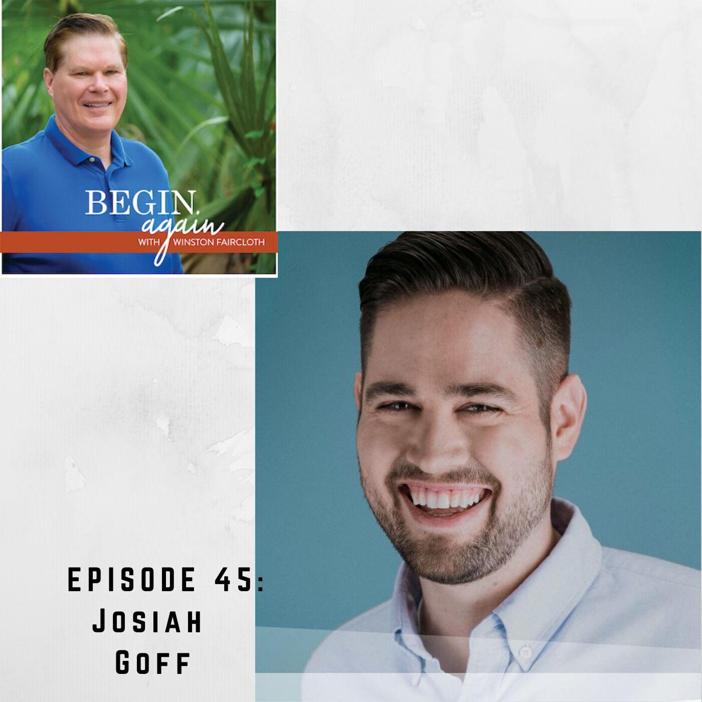 045 BA: Josiah Goff, Creating Content Heroes