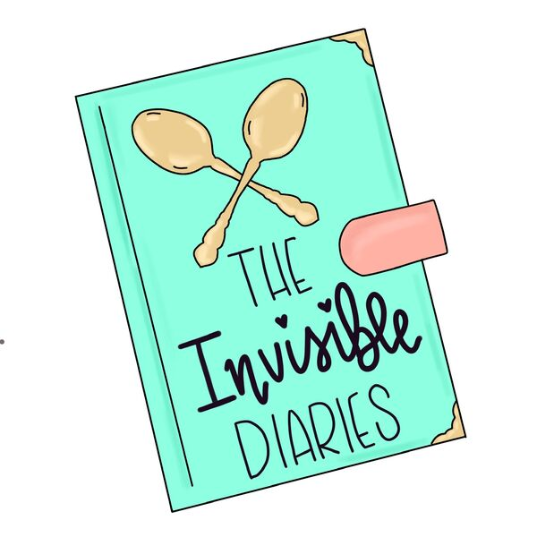 The Invisible Diaries Podcast Artwork Image