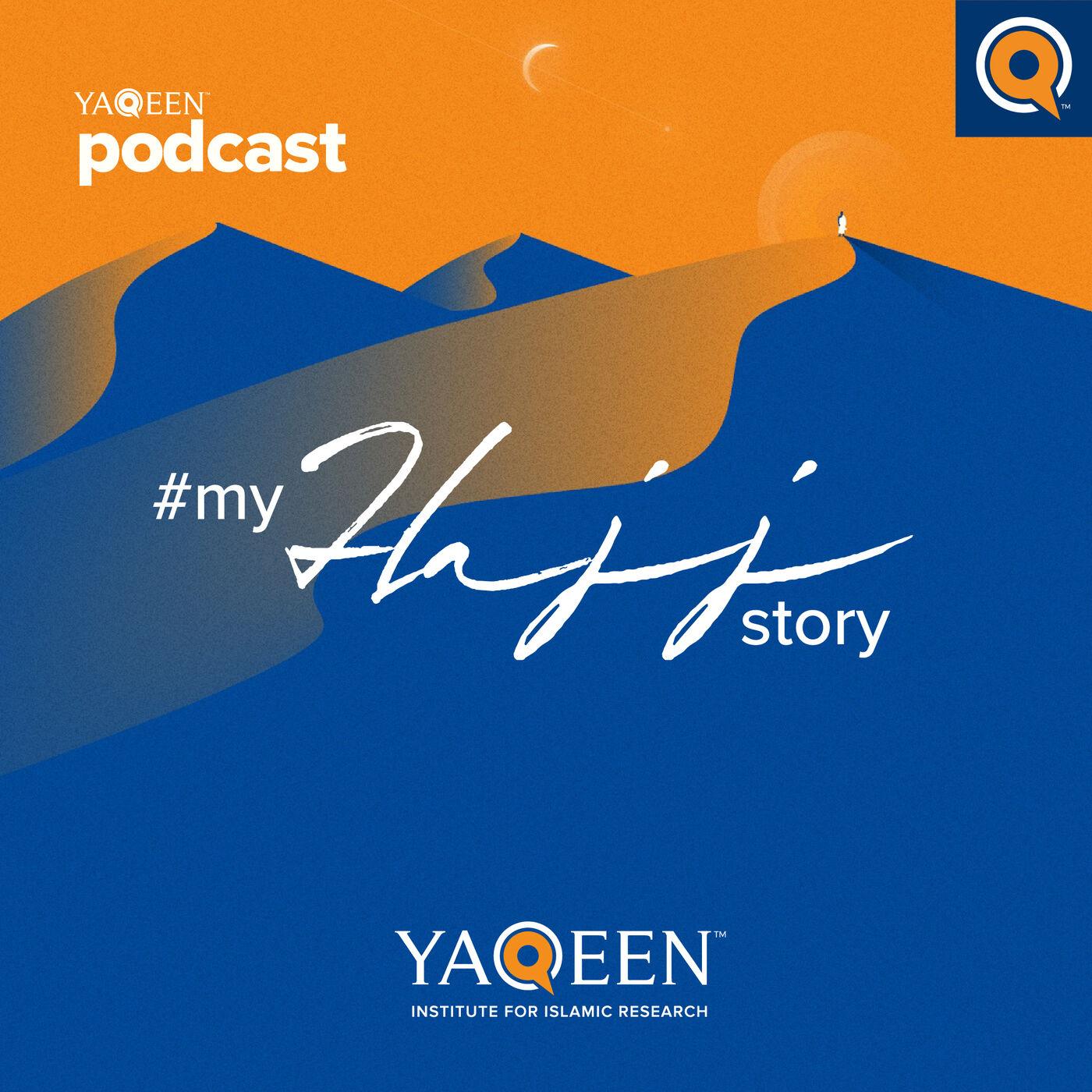 Ep 13 - The 7 Hour Walk | #MyHajjStory