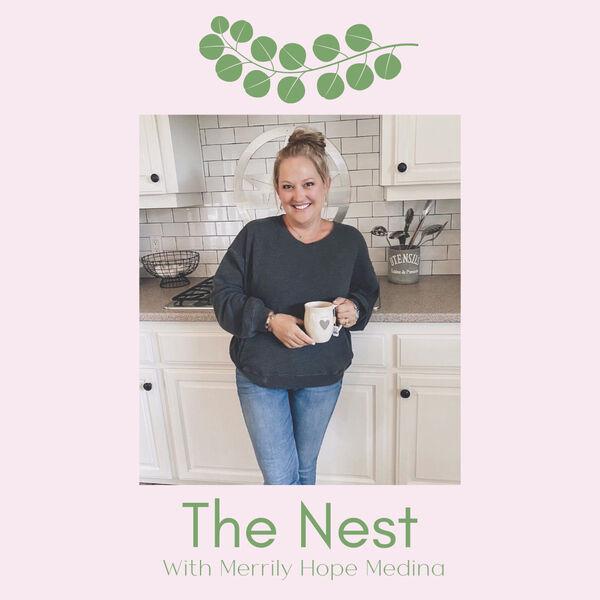 The Nest for Mindful Parents Podcast Artwork Image