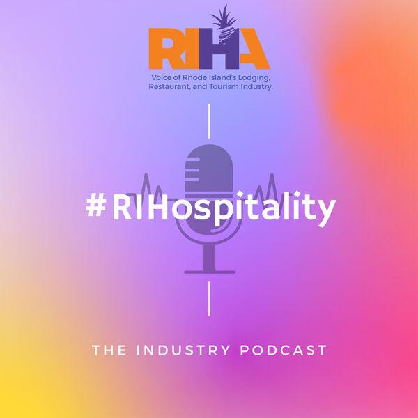 #RIHospitality Podcast Artwork Image