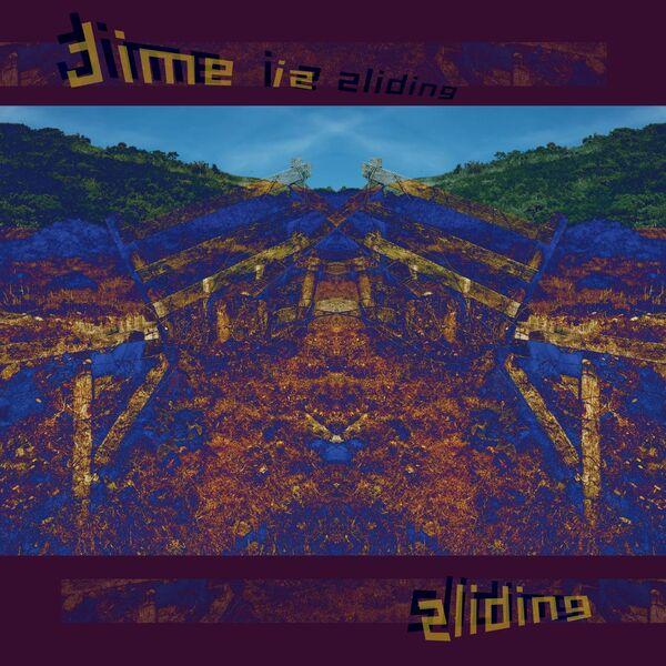 Time is Sliding Podcast Artwork Image