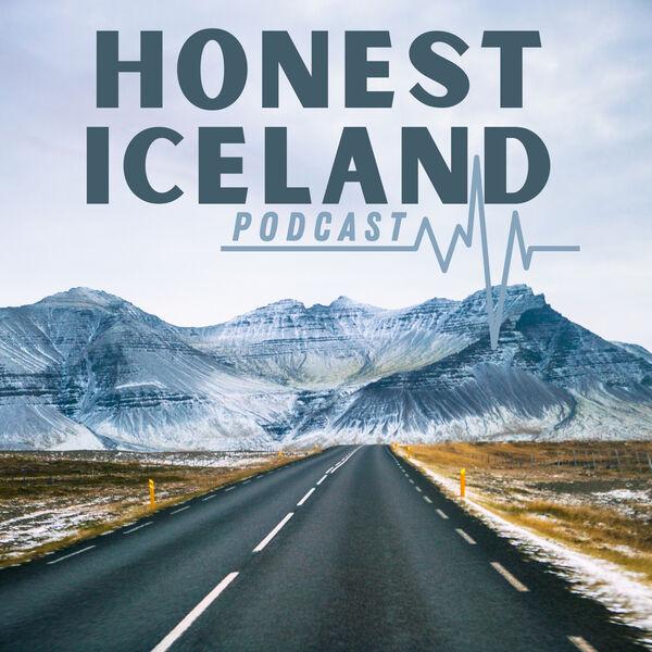 Honest Iceland Talk Podcast Artwork Image