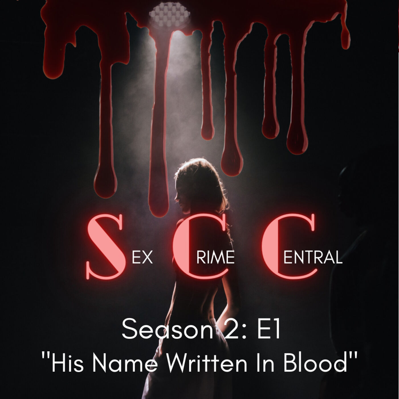 His Name Written In Blood