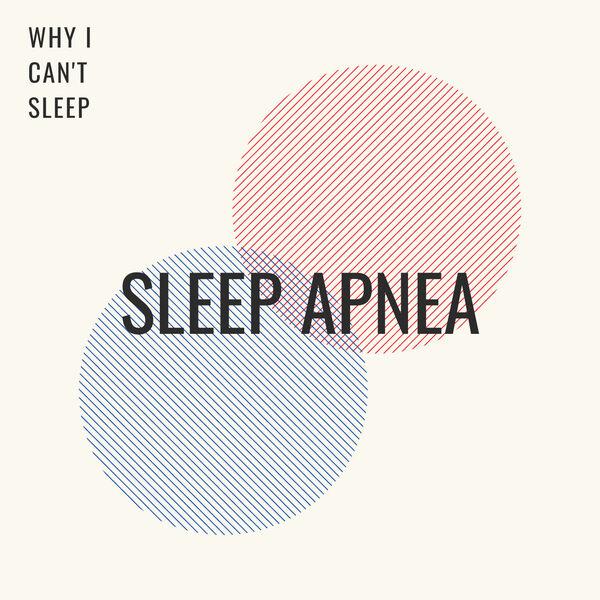 Sleep Apnea, Sleeping Disorders & Why Can't I Sleep? Podcast Artwork Image