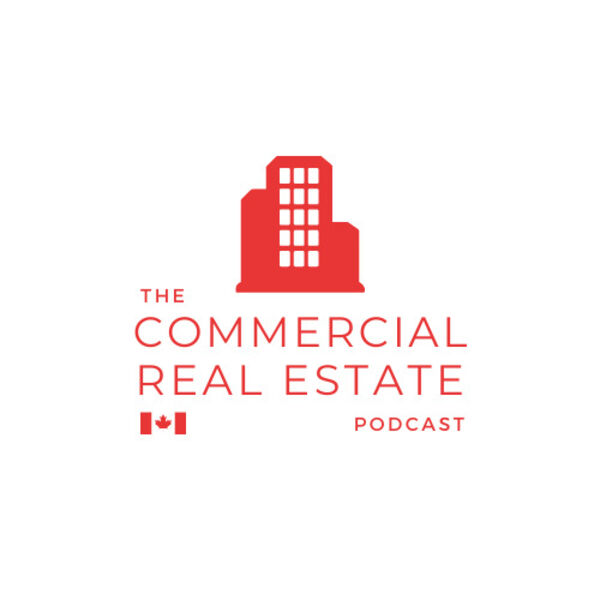 The Commercial Real Estate Podcast Podcast Artwork Image