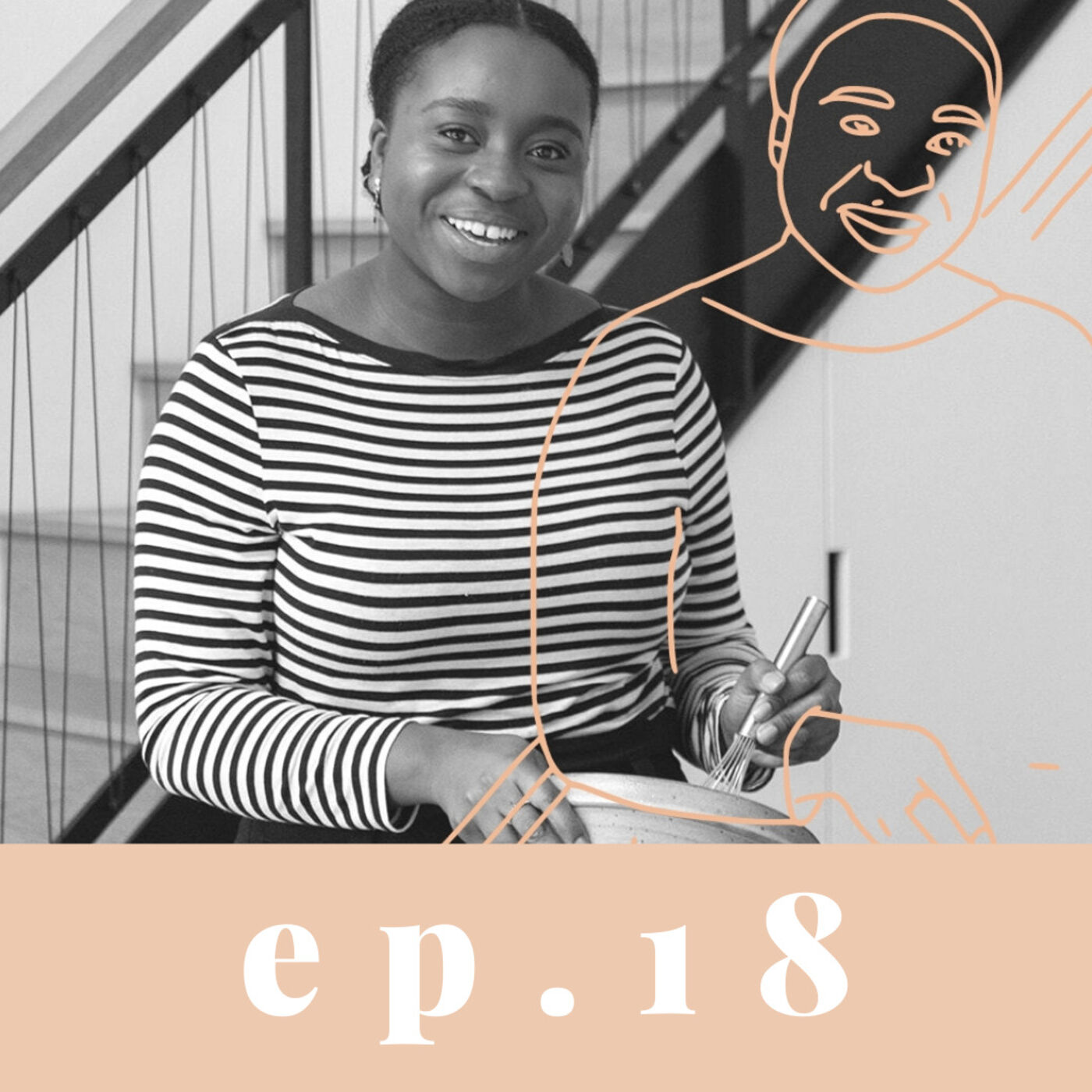 18:  Diversity in the Wedding Industry, with Abigail from M&H Cake Company