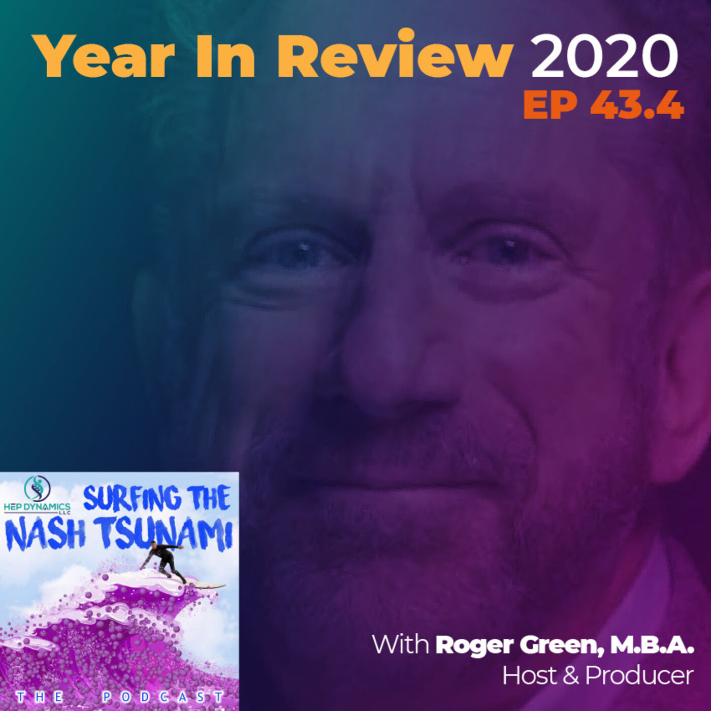 43.4 2020 Year in Review: The Law of Unintended Consequences Blesses NASH Drug Development